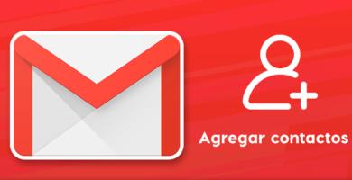 agregar contacto gmail