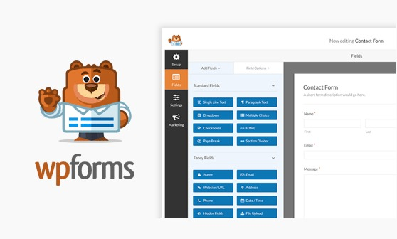 descargar wpforms plugin