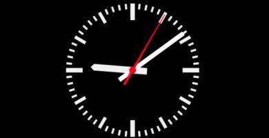 poner reloj en escritorio windows 10