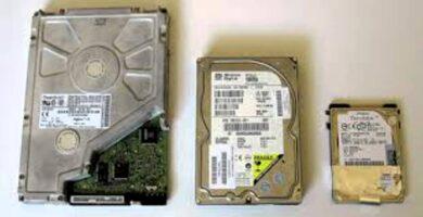 evolucion del disco duro